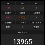 4560枚★押忍!番長3画像